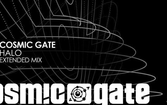 Cosmic Gate - Halo