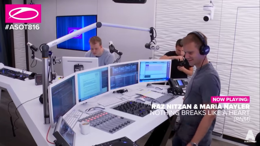 A State Of Trance Episode 816