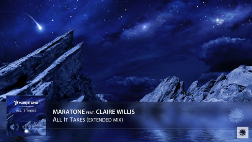 Maratone feat. Claire Willis - All It Takes