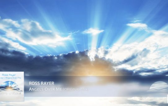 Ross Rayer - Angels Over Me