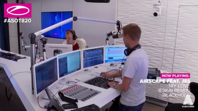 A State Of Trance Episode 820