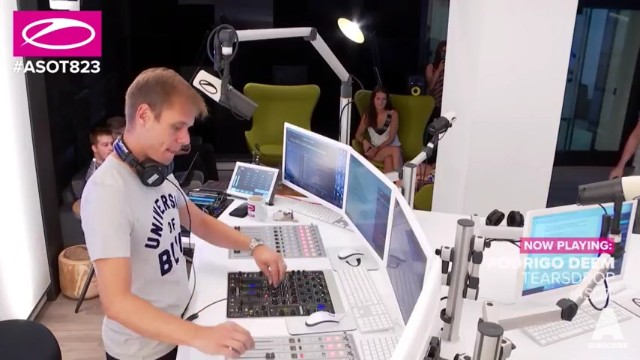 A State Of Trance Episode 823