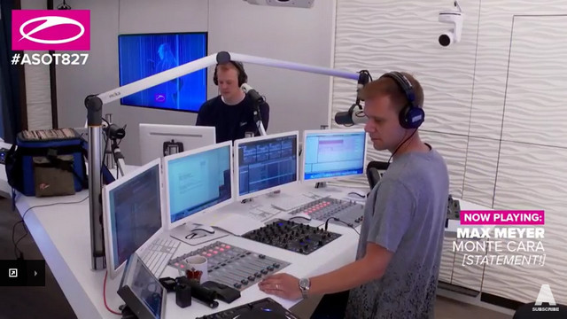 A State Of Trance Episode 827