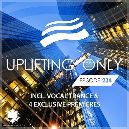 Новый микс в стиле Uplifting Trance — Uplifting Only 234