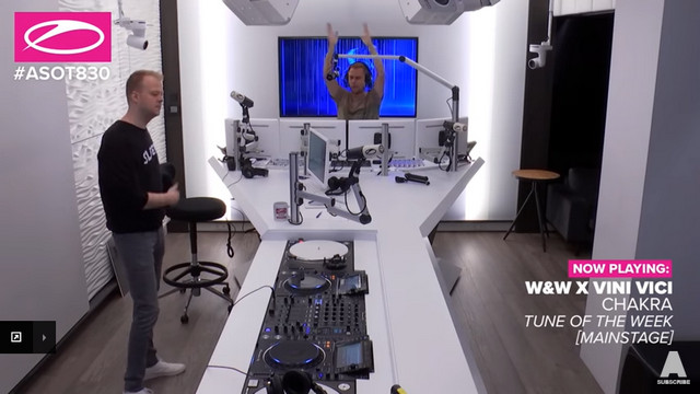A State Of Trance Episode 830