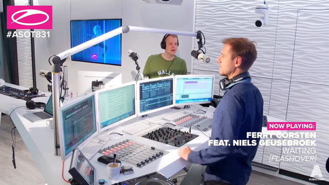 A State Of Trance Episode 831