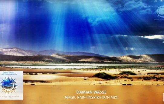 Damian Wasse - Magic Rain