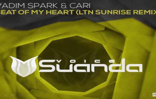 Vadim Spark & Cari - Beat Of My Heart